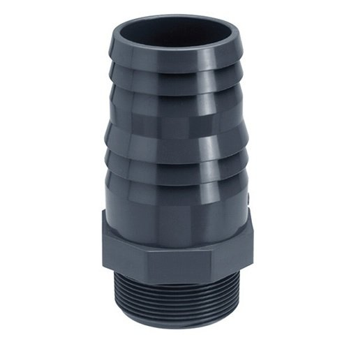 """PVC Slangtule met buitendraad 16 mm x 3/8"""""""