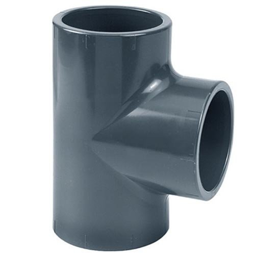 Effast PVC T-stuk Druk 90° 25 mm Effast
