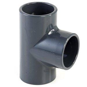 VDL PVC T-stuk Druk 90° 32 mm VDL