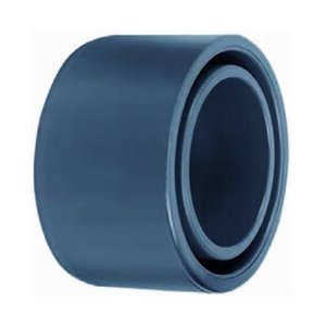 PVC Verloopring 110 x 63 mm