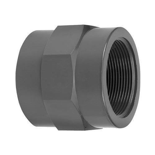 """PVC verloopringnippel 1½"""" lijm x1½"""" binnendraad"""