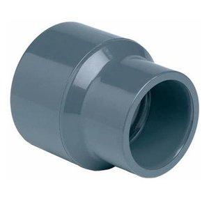 VDL PVC Verloopsok 40 mm / 50 mm x 25 mm VDL