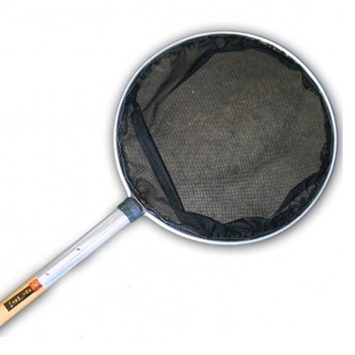 Sansai Sansai Quarantine net 30 cm rond houten steel 60 cm