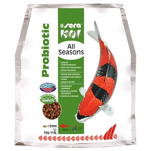 Sera Sera Koi All Seasons Probiotic 5 KG
