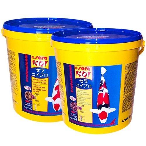 Sera Sera KOI Professional Food Combi Pack 14 KG (actie)