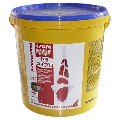 Sera Sera KOI Professional Spirulina-kleurvoer 7 KG (actie)