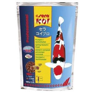 Sera Sera KOI Professional voorjaars- / herfstvoer 2200 gram