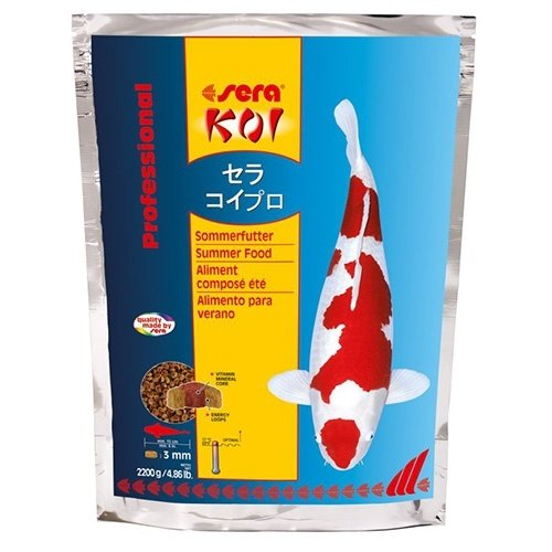 Sera Sera KOI Professional Zomervoer 2200 gram