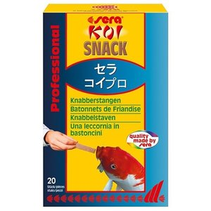 Sera Sera KOI Snack Knabbelstaven 20 stuks