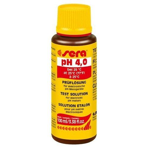 Sera Sera testvloeistof pH 4,0 100 ml