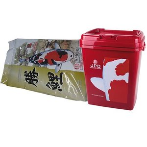 JPD | JAPAN PET DESIGN Shori 10 KG Large + JPD Bewaaremmer