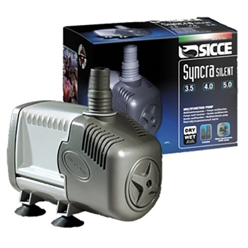 Sicce Sicce Syncra Silent Pump 4.0 - 3500  230v 2.2 mtr kabel