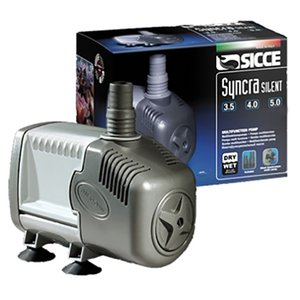 Sicce Sicce Syncra Silent Pump 5.0 - 5000  230v 2.2 mtr kabel