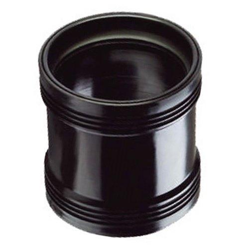 Steekmof 2 x manchet zwart 32 mm