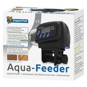 Superfish Superfish Aqua-Feeder Zwart