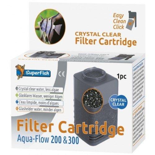 Superfish Superfish Aquaflow 200/300 Crystal Clear Cartridge