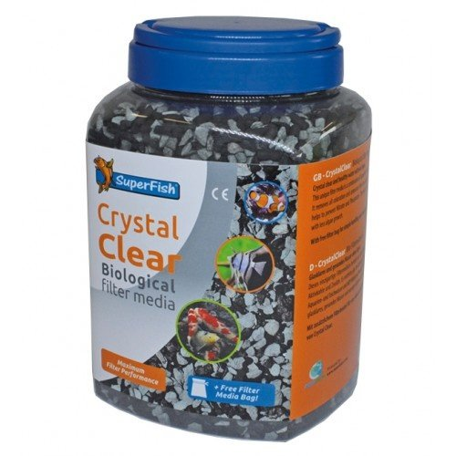 Superfish Superfish Crystal Clear Media 2000 ml