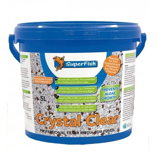 Superfish Superfish Crystal Clear Media 5 liter