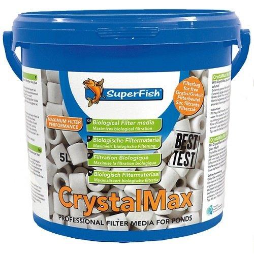 Superfish Superfish Crystal Max vijverbio Media 5 Liter