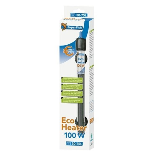Superfish Superfish Eco Heater 100 watt 30-75 ltr