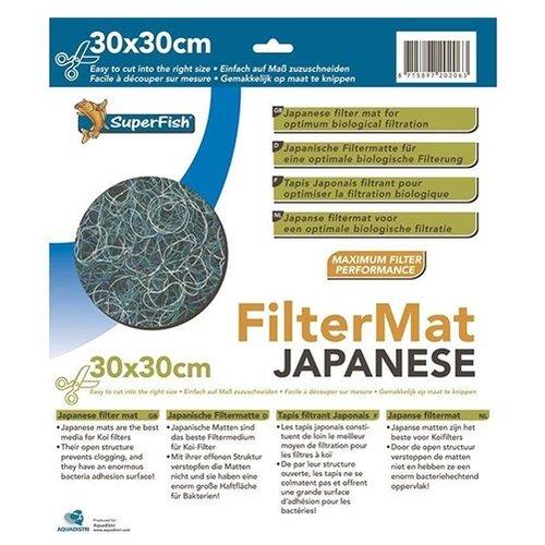 Superfish Superfish Japan Filtermat 30 x 30 cm