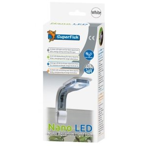 Superfish Superfish Nano LED wit