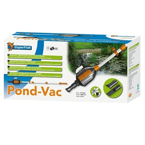 Superfish Superfish Pond  Vac vijverstofzuiger