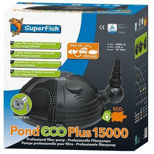 Superfish Superfish Pond ECO PLUS 15.000 157 watt