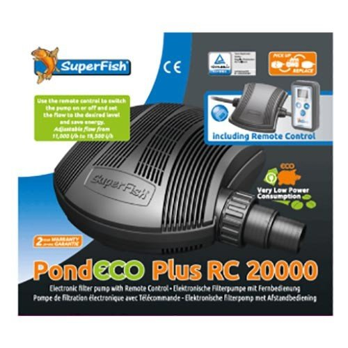 Superfish Superfish PondECO Plus RC 20000