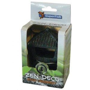 Superfish Superfish zen deco mini temple zwart