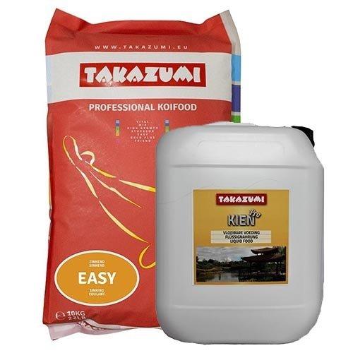 Takazumi Takazumi Easy 10 KG + Takazumi Kien Pro 10 ltr