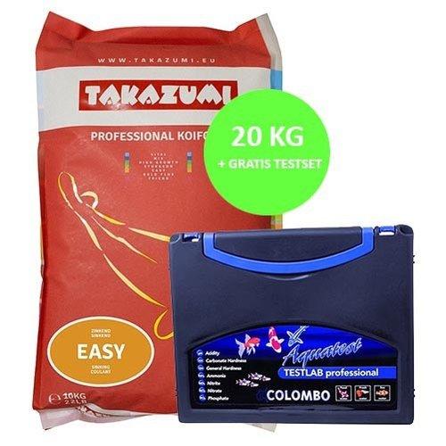 Takazumi Takazumi Easy 20 KG + Colombo Testset