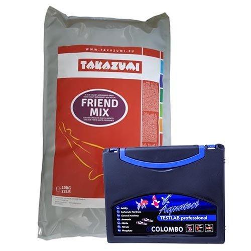 Takazumi Takazumi Friendmix 10 KG en Colombo Testlab 6