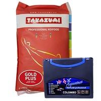 Takazumi Gold Plus 10 KG (Met Biolex-Mos) en Colombo Testlab 6