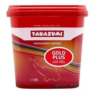 Takazumi Takazumi Gold Plus 2500 gram | Met Biolex-Mos