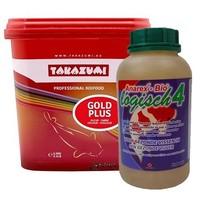 Takazumi Gold Plus 2500 gram en Anarex Bio 1 ltr
