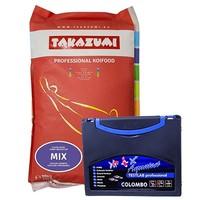 Takazumi Mix 10 KG (Met Biolex-Mos) en Colombo Testlab 6