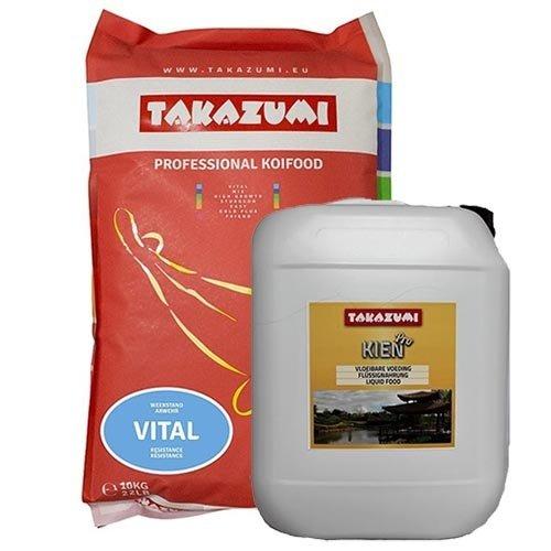 Takazumi Takazumi Vital 10 KG + Takazumi Kien Pro 10 ltr