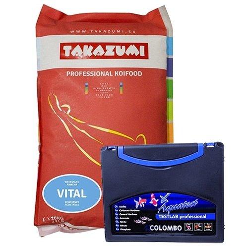 Takazumi Takazumi Vital 10 KG en Colombo Testlab 6