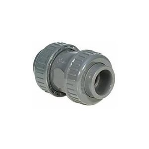 Terugslagklep PVC (Teflon) 32mm