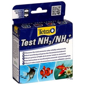 Tetra Tetra Nh3/Nh4-Test (Totaal-Ammoniak) Voor 25 Tests