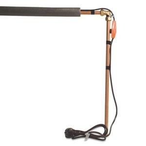Merkloos Verwarmingslint 37 mtr -  550 watt