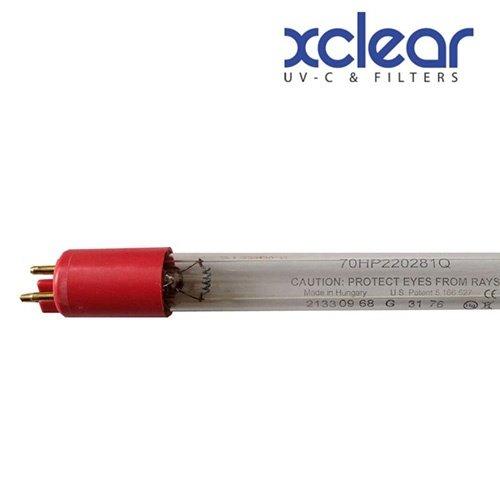XClear Xclear vervanglamp T5 75 Watt oranje fitting