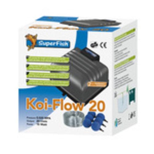 SuperFish Koi-Flow