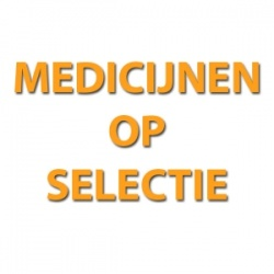 * Medicijnen Op Selectie *