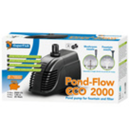 SuperFish Pond Flow Eco