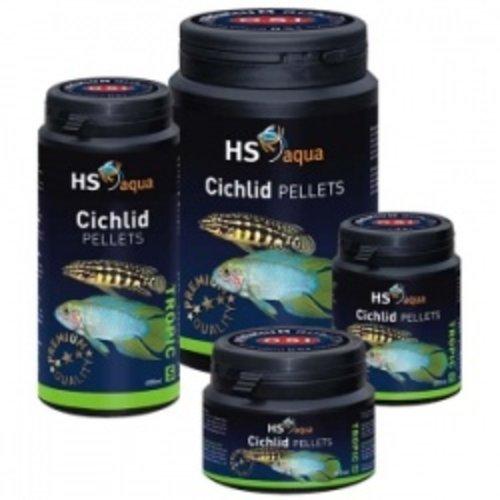 HS Aqua Cichlid Pellets Small