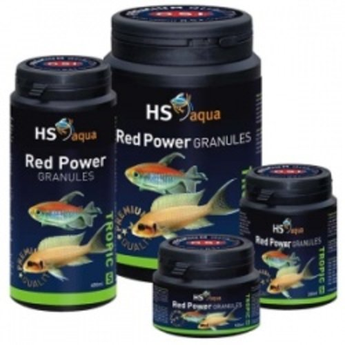 HS Aqua Red Power Granules S