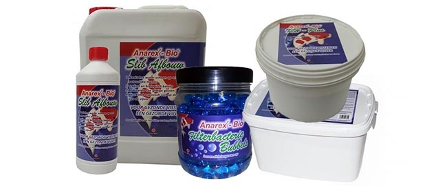 Anarex Bio waterbehandeling