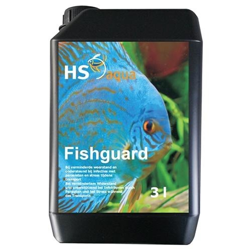 HS Aqua Hs Aqua Fish Guard 3 ltr
